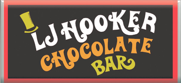 LJ Hooker Chocolate Bar Competition